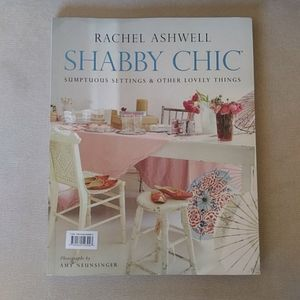 Other - Rachel Ashwell Shabby Chic soft cover book